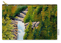 South Carolina Waterfall Carry-all Pouch