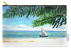 South Coast Kenya Dhow Carry-all Pouch