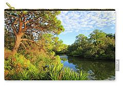 South Creek Near Nokomis, Southwest Florida, United States Carry-all Pouch