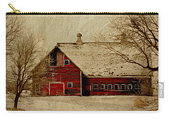 South Dakota Barn Carry-all Pouch