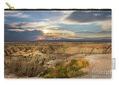 South Dakota Sunrise Carry-all Pouch