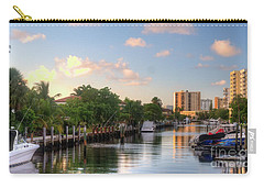 South Florida Canal Living Carry-all Pouch