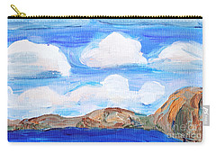 South Morro Bay View To North Carry-all Pouch