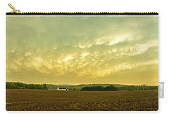 Thunder Storm Over A Pennsylvania Farm Carry-all Pouch