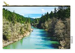 South Umpqua River Oregon  Carry-all Pouch