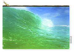 South Walton Surf Carry-all Pouch by JC Findley