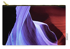Carry-all Pouch featuring the photograph South Wrest Color by Norman Hall