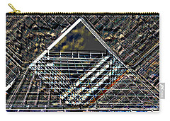 Southbank London Abstract Carry-all Pouch
