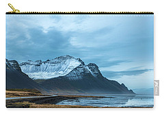 Southeast Iceland Countryside Carry-all Pouch