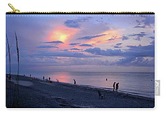 Southeast Side Of A Sunset Carry-all Pouch