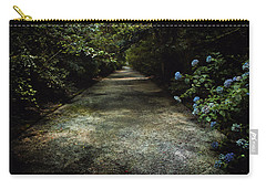 Carry-all Pouch featuring the photograph Southern Blue by Jessica Brawley