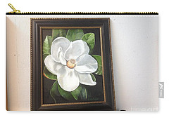 Southern Magnoila Carry-all Pouch