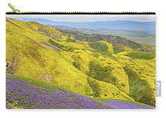 Carry-all Pouch featuring the photograph Southern View by Marc Crumpler