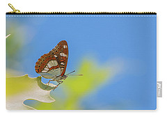 Southern White Admiral - Limenitis Reducta Carry-all Pouch