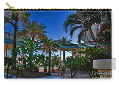 Southernmost Lush Garden In Key West Carry-all Pouch