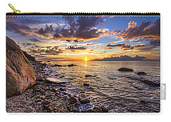 Southold Sunset Carry-all Pouch