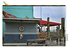 Southport Buoys And Pier Carry-all Pouch