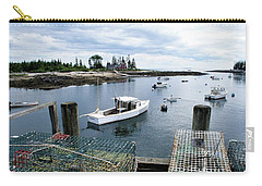 Southport Maine Carry-all Pouch