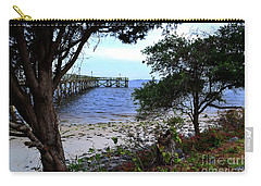 Southport Pier And Shoreline Carry-all Pouch