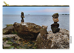 Southport Rock Art Carry-all Pouch
