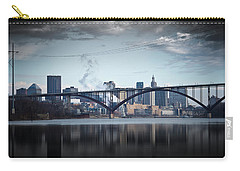 Southside And The High Bridge Carry-all Pouch
