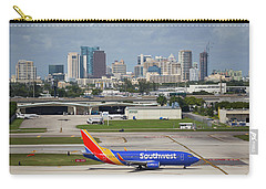 Southwest @ Fort Lauderdale Carry-all Pouch