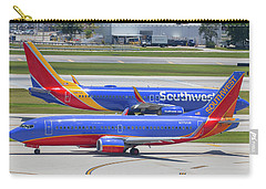 Southwest By Southwest Carry-all Pouch
