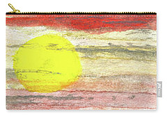 Southwest Moment Carry-all Pouch by R Kyllo