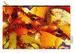 Southwest Carry-all Pouch by Ron Bissett