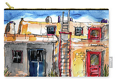 Southwestern Home Carry-all Pouch