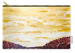 Southwestern Mountain Range Carry-all Pouch
