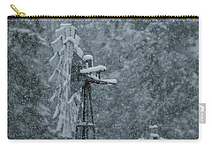 Southworth Windmill Snow Bound Carry-all Pouch