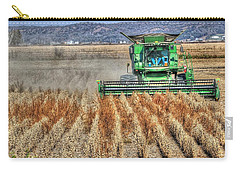 Soybean Harvest Fremont County Iowa Carry-all Pouch