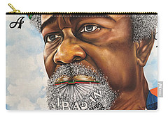Soyinka An African Literary Icon Carry-all Pouch