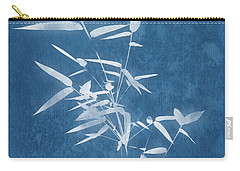 Spa Bamboo 3- Art By Linda Woods Carry-all Pouch