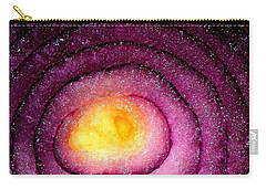 Carry-all Pouch featuring the photograph Space Allium by Danielle R T Haney