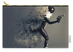 Space Cadet Carry-all Pouch by Nichola Denny