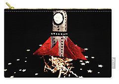 Space Craft Carry-all Pouch by Jorgo Photography - Wall Art Gallery