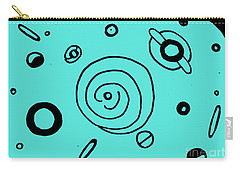 Space Doodle Carry-all Pouch