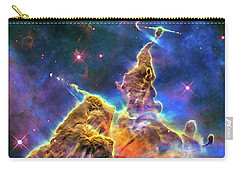 Space Image Mystic Mountain Carina Nebula Carry-all Pouch