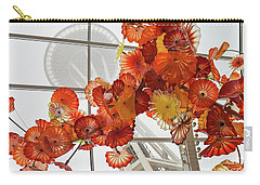 Space Needle And Chihuly Carry-all Pouch