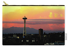 Space Needle Horizon Carry-all Pouch
