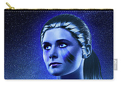 Space Odyssey Carry-all Pouch by Scott Meyer