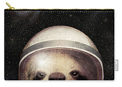 Space Sloth Carry-all Pouch by Eric Fan
