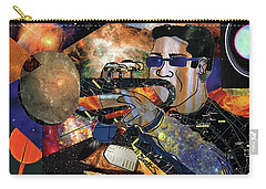 Space Trumpet Carry-all Pouch