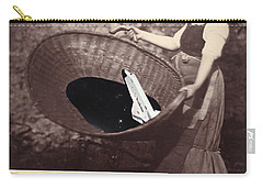Spaced Inside Collage                                Carry-all Pouch