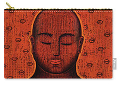 Carry-all Pouch featuring the mixed media Spacious Awareness by Gloria Rothrock