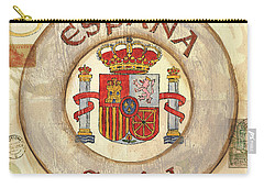 Spain Coat Of Arms Carry-all Pouch