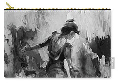 Carry-all Pouch featuring the painting Spanish Dance 7734j by Gull G