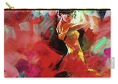 Spanish Dance Carry-all Pouch